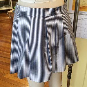 Thakoon Skirts - FINAL SALE Blue Thakoon Addition pleated skirt